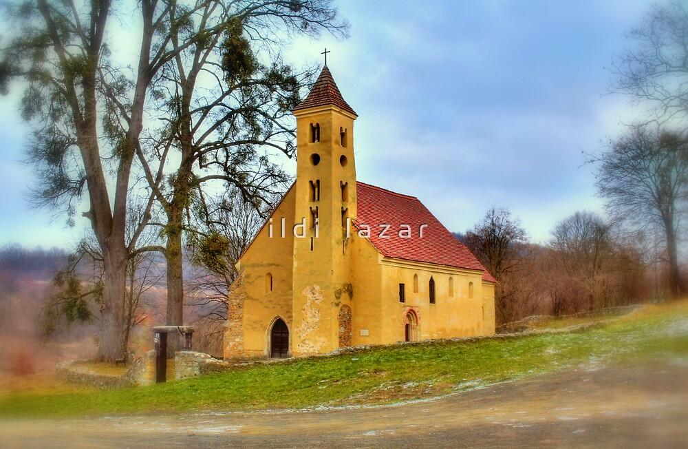 Old church by i l d i    l a z a r