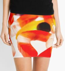 Gummy Worms Mini Skirt