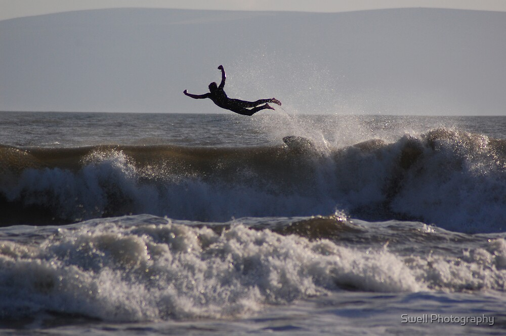Wipeout by Swell Photography