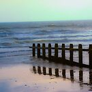 Felpham in January by Greg Roberts