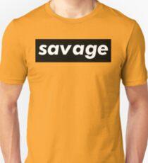 Savage Words Millennials Use Unisex T-Shirt