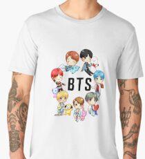 BTS DNA X BT21  Men's Premium T-Shirt