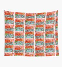 Paul Panfer Plays for Keeps Wall Tapestry
