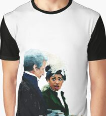 Bill and Twelve on the Thames Graphic T-Shirt