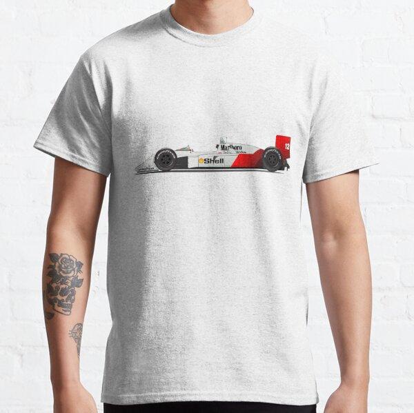 Ayrton Sennes MP4 / 4 Classic T-Shirt