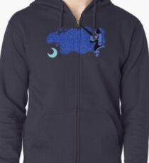Nightmare Moon Zipped Hoodie