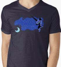 Nightmare Moon V-Neck T-Shirt