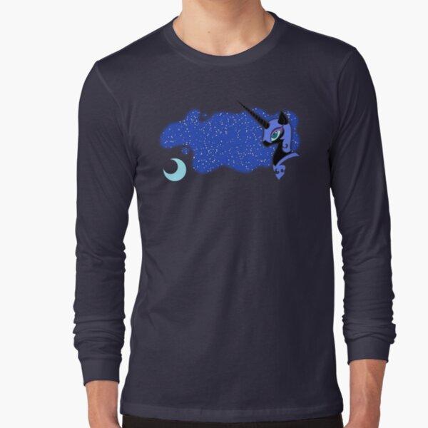 Nightmare Moon Long Sleeve T-Shirt