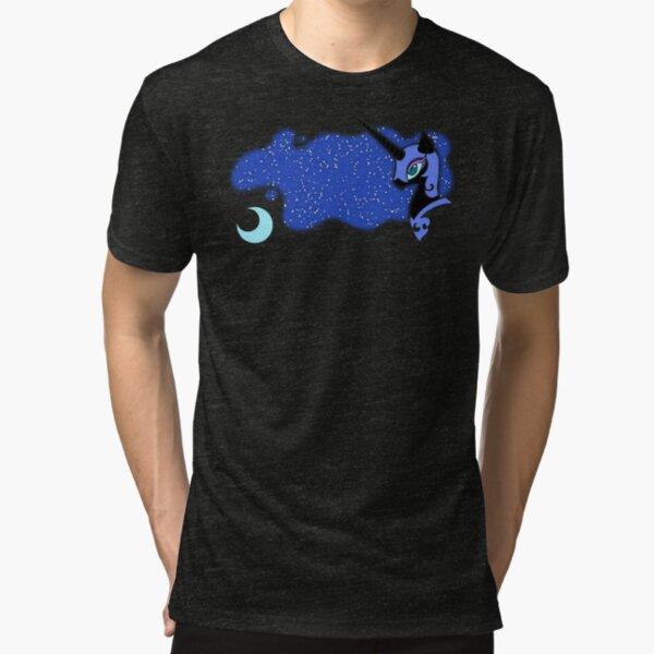 Nightmare Moon Tri-blend T-Shirt