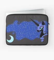 Nightmare Moon Laptop Sleeve