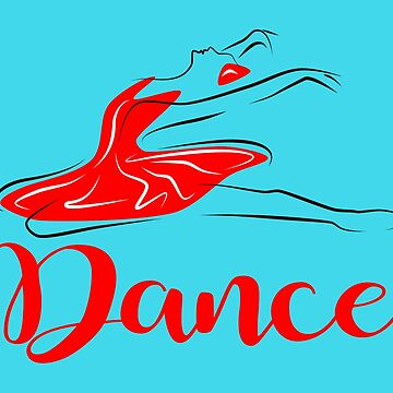 Dancer : Red by KingdomArt101