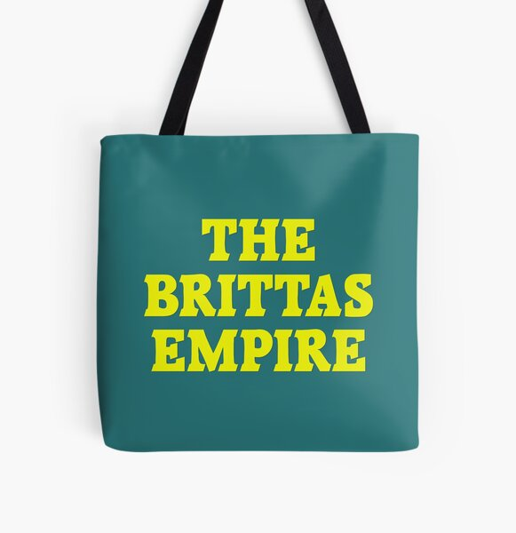 THE BRITTAS EMPIRE All Over Print Tote Bag