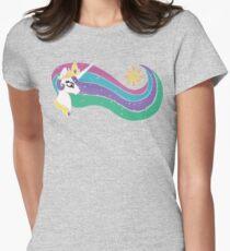 Princess Celestia Fitted T-Shirt