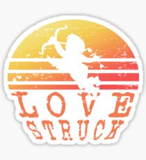 Love Struck  Sticker