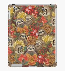 Because Sloths Autumn iPad Case/Skin