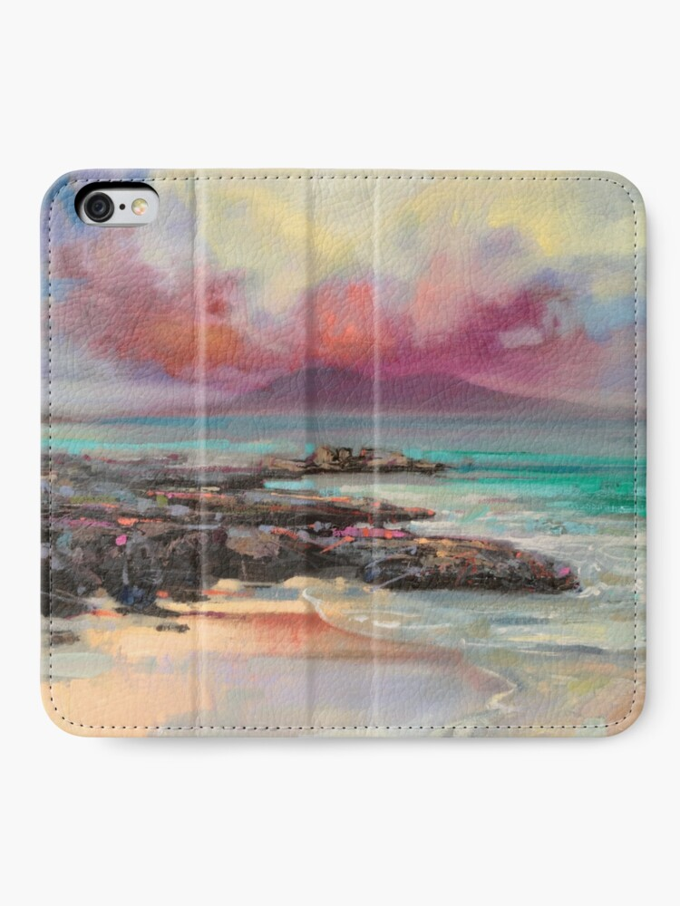 Alternate view of Harris Rocks iPhone Wallet