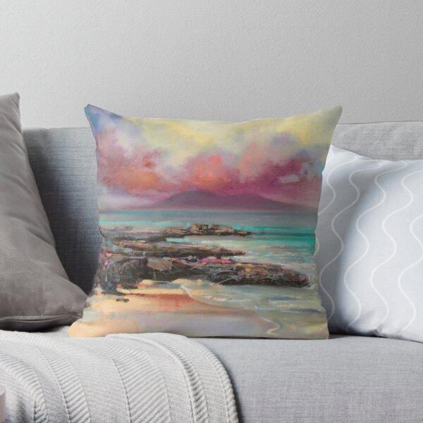 Harris Rocks Throw Pillow
