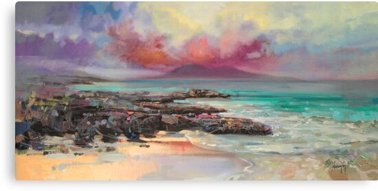 Harris Rocks by scottnaismith