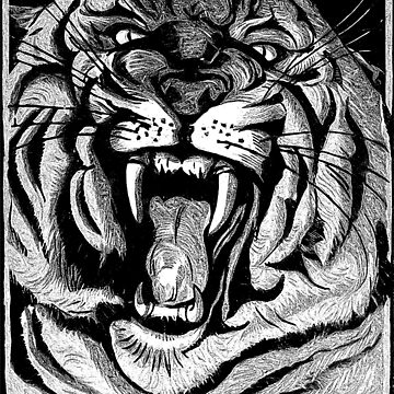 Siberian Tiger by savage-wear
