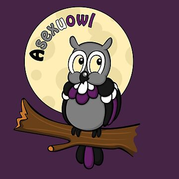 Asexuowl by Ardente
