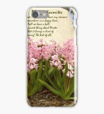 Ode To Spring iPhone Case/Skin