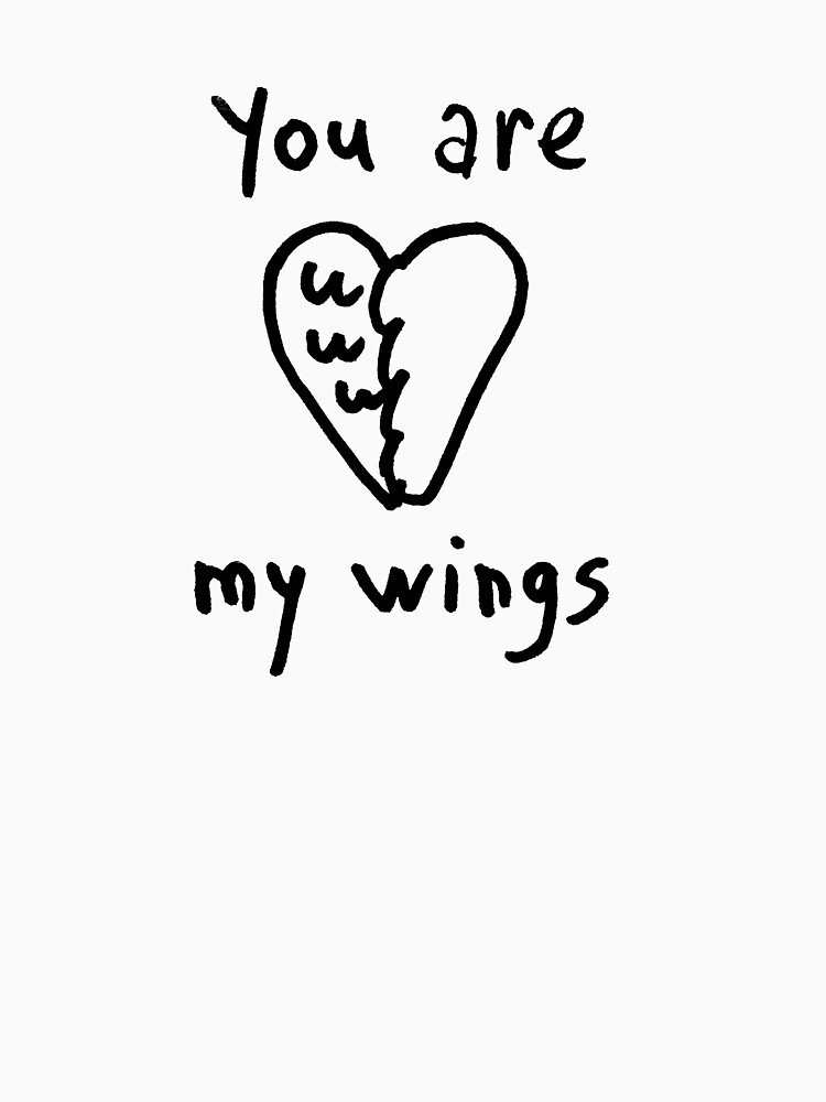 You are my wings by syrykh