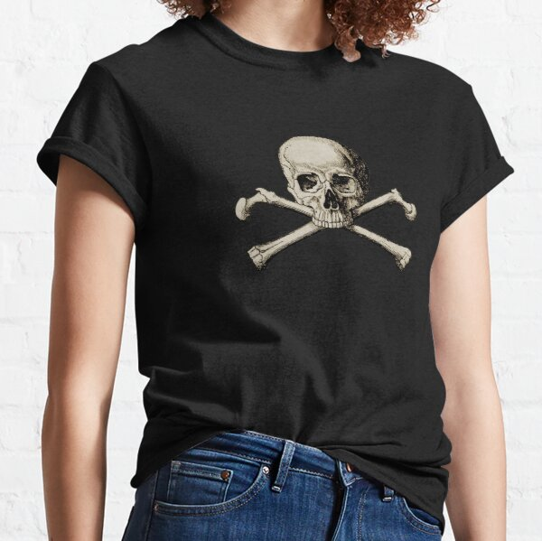 The Jolly Roger one Classic T-Shirt