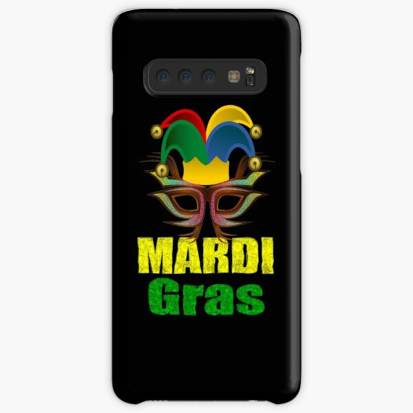 Mardi Gras Shirts - Mardi Gras Party Shirt For Mask Parade Samsung Galaxy Snap Case