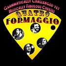 Quatro Formaggio - musical cheese! by Amberdreams