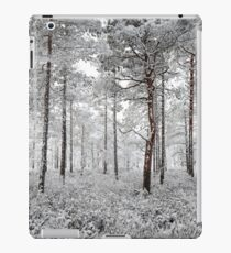 23.1.2018: Pine Trees and Marsh Tea iPad Case/Skin