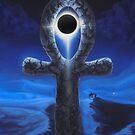 An Ecliptic Union | Blue Moon by Daniel Watts