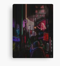 2050 | Hell On Earth Canvas Print
