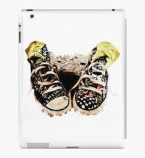 Kicks iPad Case/Skin