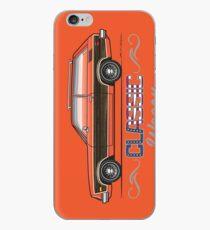 76-79 Vega Monza Estate Wagon, red/orange iPhone Case