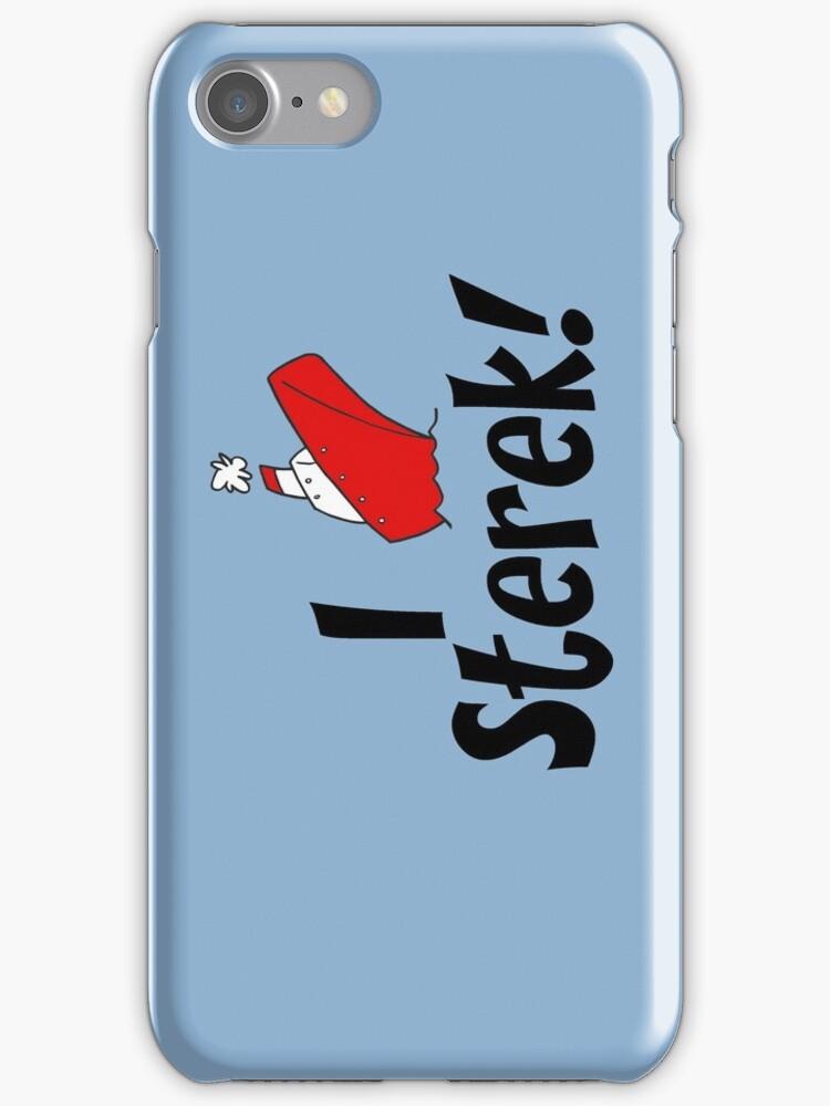 I ship: STEREK! by keyweegirlie