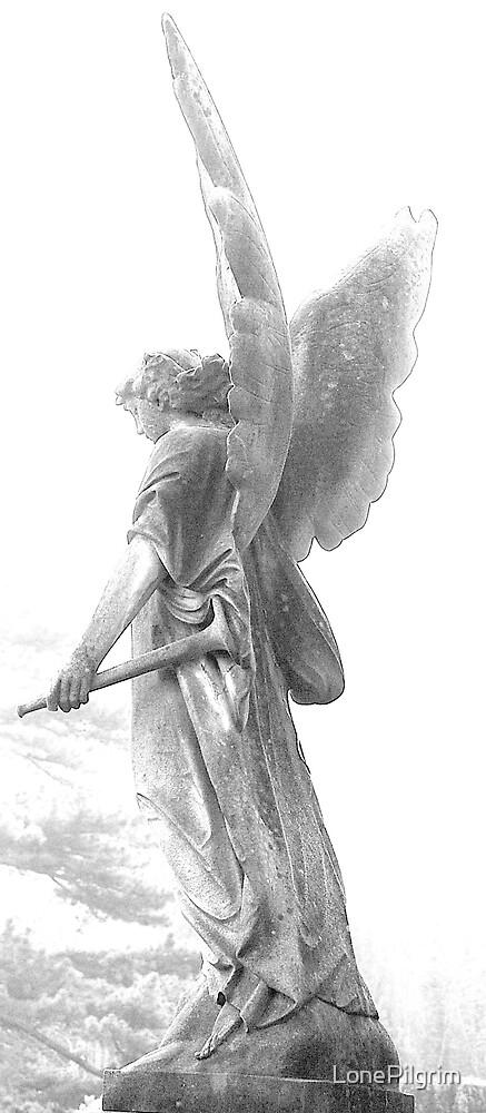 Angel by LonePilgrim