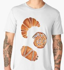 French Pastry Collection Men's Premium T-Shirt
