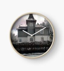 The Mansion / Das Herrenhaus Clock