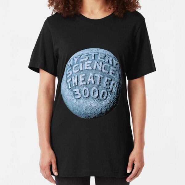 Mystery Science Theater 3000 mst3k Slim Fit T-Shirt