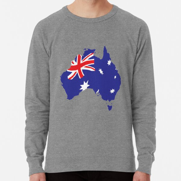 Australian Flag Vintage Style Retro Australia Flag Hoodie Gift idea