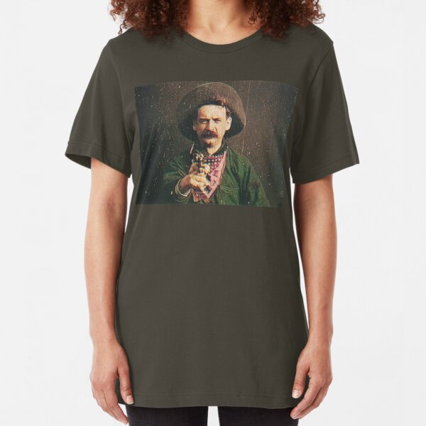 Great Train Robbery - Classic Movie Design Slim Fit T-Shirt