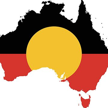 Aboriginal Flag by Taz-Clothing