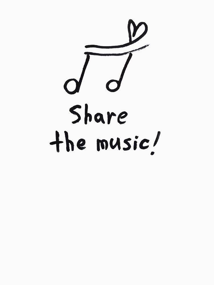 Share the music by syrykh