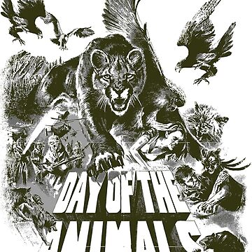 Day of the animals by savage-wear