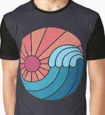 Sun & Sea Graphic T-Shirt