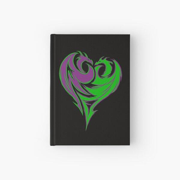 Mal Double Dragon Hardcover Journal