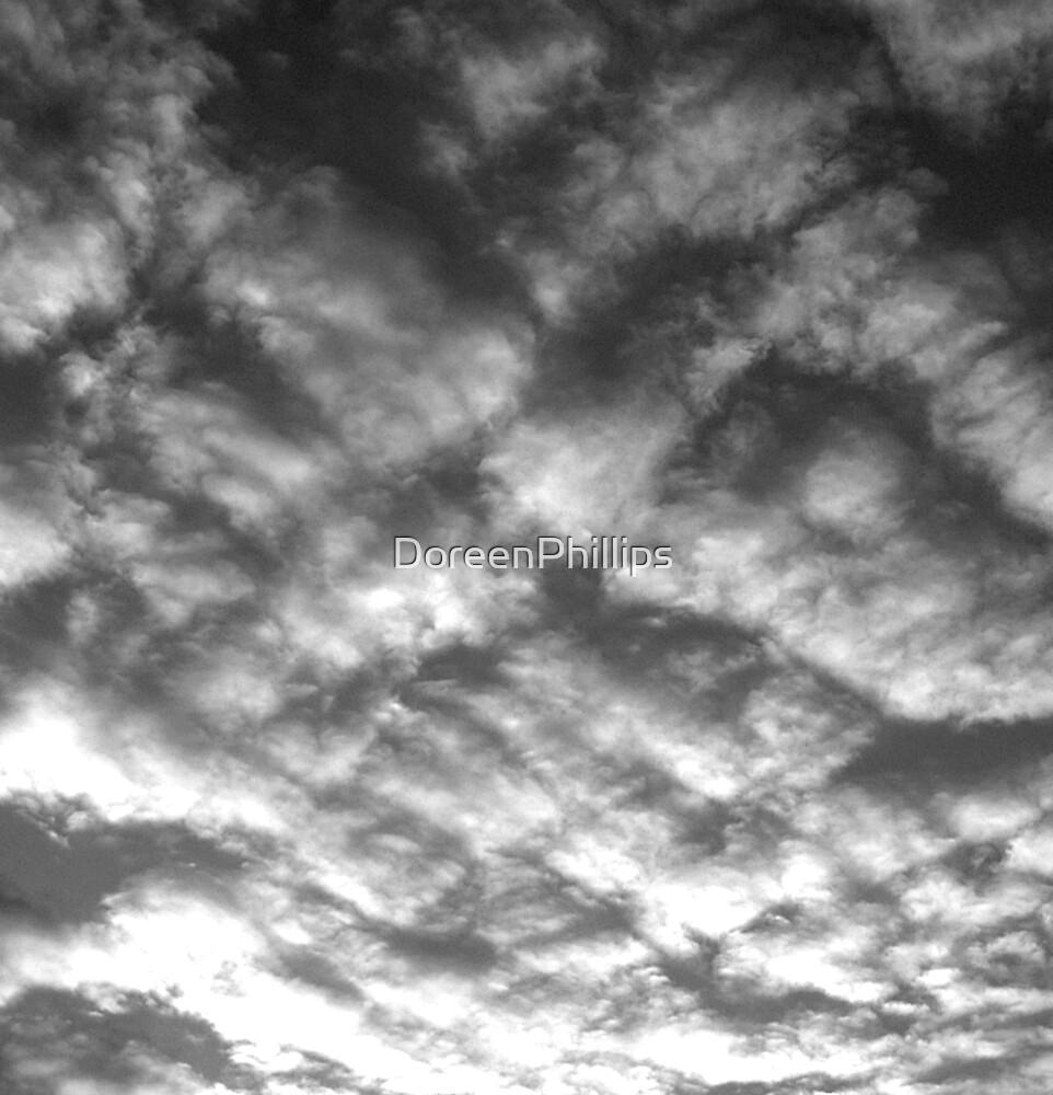 Cloudscape2... by DoreenPhillips