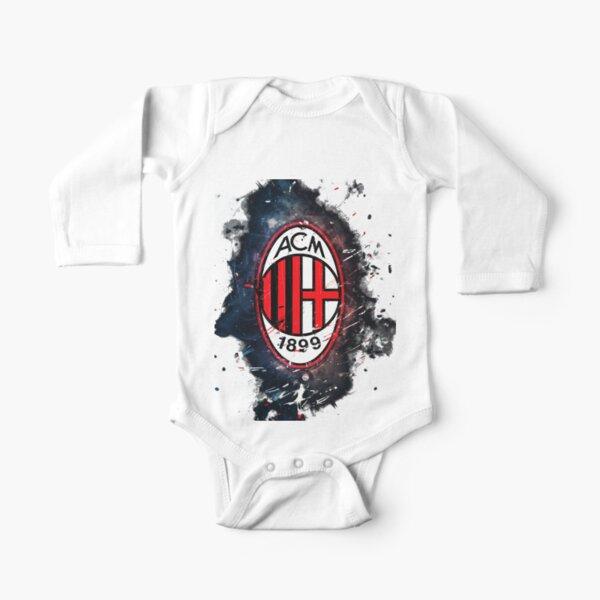 AC Mailand Baby Body Langarm