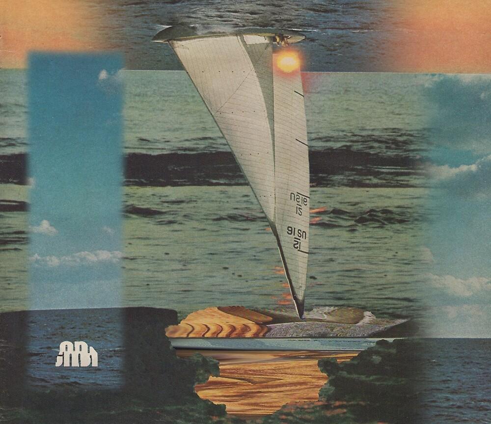 Sun Set Sail by Stefan P. Berg