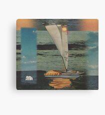 Sun Set Sail Canvas Print